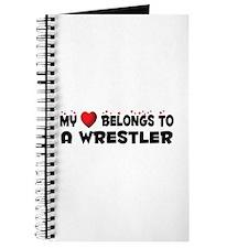 Belongs To A Wrestler Journal