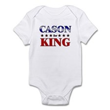 CASON for king Onesie