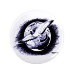 "Earth Homer Pigeon 3.5"" Button (100 pack)"