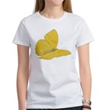 Yellow Butterfly Tee