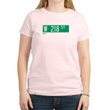 218th Street in NY T-Shirt