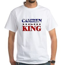CAMREN for king Shirt