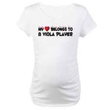 Belongs To A Viola Player Shirt