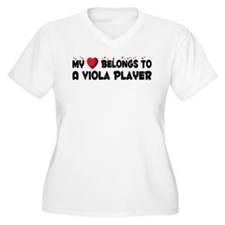 Belongs To A Viola Player T-Shirt