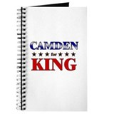 CAMDEN for king Journal