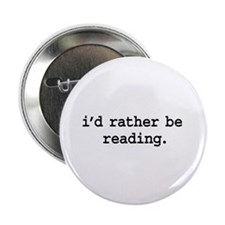 i'd rather be reading. 2.25