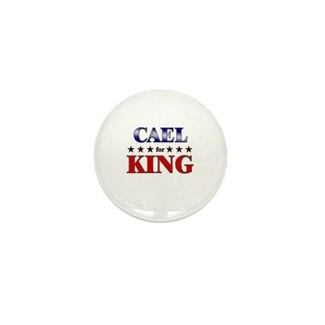 CAEL for king Mini Button (10 pack)