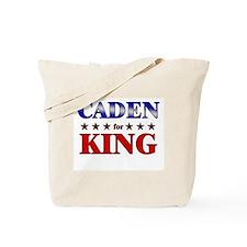 CADEN for king Tote Bag