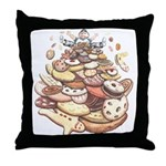 Cookie Lover Throw Pillow