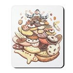 Cookie Lover Mousepad