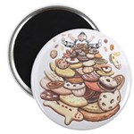 "Cookie Lover 2.25"" Magnet (10 pack)"