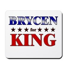 BRYCEN for king Mousepad