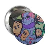 "Chelle 2.25"" Button (10 pack)"
