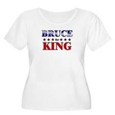 BRUCE for king T-Shirt