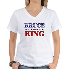 BRUCE for king Shirt