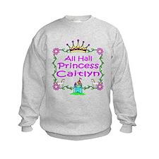 All Hail Princess Caitlyn Sweatshirt