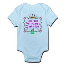 All Hail Princess Caitlyn Infant Bodysuit