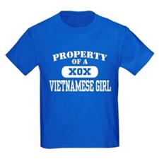 Property of a Vietnamese Girl T