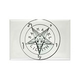 Cute Satan Rectangle Magnet (100 pack)