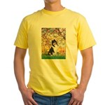 Spring / Collie Yellow T-Shirt