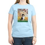 Spring / Collie Women's Light T-Shirt