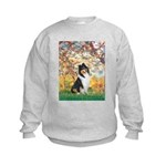 Spring / Collie Kids Sweatshirt