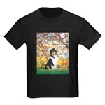 Spring / Collie Kids Dark T-Shirt