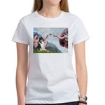 Creation / Collie Women's T-Shirt