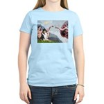 Creation / Collie Women's Light T-Shirt