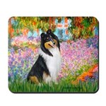 Garden / Collie Mousepad