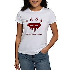 Ruby: Heavy Metal Coding Women's T-Shirt