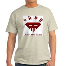 Speed-metal Ruby Light T-Shirt