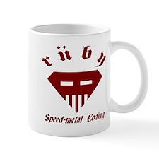 Speed-metal Ruby Mug