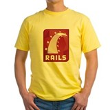 Cute Ruby on rails T