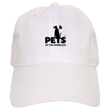 Feeding Pets of the Homelss Baseball Cap