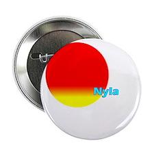 "Nyla 2.25"" Button"