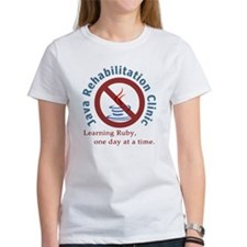 Java Rehab Clinic Women's T-Shirt