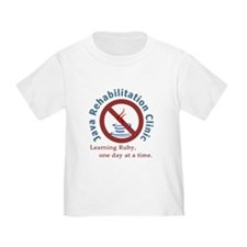 Java Rehab Clinic Toddler T-Shirt