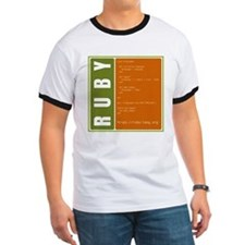 Use Ruby, be happy! Ringer T
