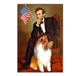 Lincoln / Collie Postcards (Package of 8)