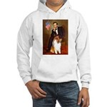 Lincoln / Collie Hooded Sweatshirt