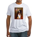 Lincoln / Collie Fitted T-Shirt