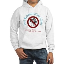 Perl Rehab Clinic Hooded Sweatshirt
