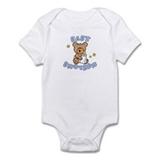 Cute Bear Baby Brother Onesie