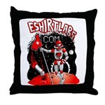 eShirtLabs Spaceman Throw Pillow