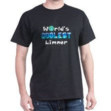 World's Coolest Limner (A) T-Shirt