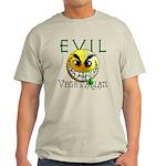 Evil Vegetarian Smiley T-Shirt