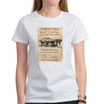 Judge Roy Bean Women's T-Shirt