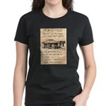 Judge Roy Bean Women's Dark T-Shirt
