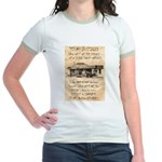 Judge Roy Bean Jr. Ringer T-Shirt